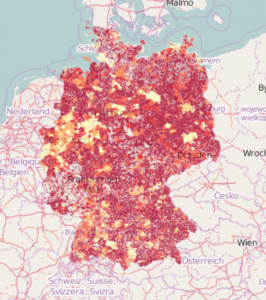 Screenshot von Regio-OSM.de